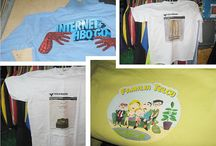 Our work / screen printing