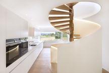 Inspiração: escadas