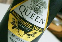 The Real Tasting Notes - Queen Millionaire Waltz Malbec / Check out our Tasting Session with Queen Millionaire Waltz Malbec Red Wine here: http://www.wineandroll.co.uk/tastingnotes_queen_millionairewaltz.html