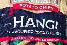 NZ inspired foods