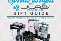 Making Spirits Bright - Holiday Gift Guide / JLab Audio is ready to #RockItOut with you and yours this holiday season. We've made gift giving easy with our audio gift guide, including our favorite earbuds, headphones, and Bluetooth speakers. We've got something for everyone on your list! Don't forget to visit our Flash Deals posted every Monday through mid December for a present worthy deal to arrive before Christmas Day!  http://www.jlabaudio.com/pages/holiday-gift-guide-2015 http://www.jlabaudio.com/collections/flash-deals / by JLab Audio