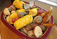 Seafood Recipes / Prepare Seafood Dishes in your CanCooker...