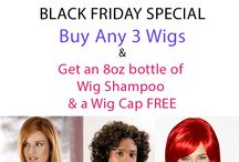 Black Friday /Cyber Monday Specials / Free, Free, products www.hairalternatives.net