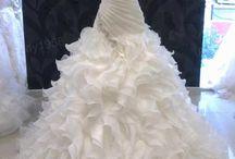 future wedding dress? / by Amy Hanson