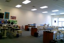 Quilt Central Academy sewing, quilting and learning center