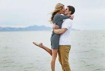 Beach Engagement Style