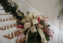 My Christmas Decor / by Linda Harris