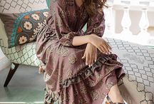 Festive Dressing for your Wardrobe and your Home / This collection shrieks of excitement for getting new clothes and home decor for the upcoming festivities. It is like a breath of fresh air that will transport you into a new season with life and light.
