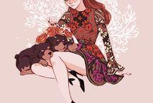 PxH / Persephone ja Hades ♥