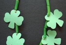 Holiday crafts - St. Patricks Day