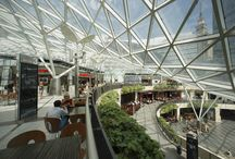 Nimlok - Interiors of shopping centres / Interested in the up and coming trends of shopping centres