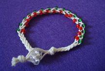 My Work - Bratari / Bracelets