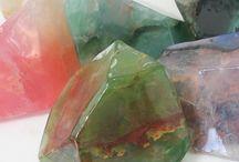 Crystals anf Gem stones