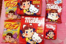 Peko chan from Japan #fujiya #japan #pekochan #peko #milky / Peko chan from Japan #fujiya #japan #pekochan #peko #milky