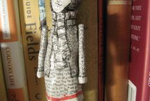 ART: Dolls / by Debi Koenig