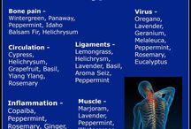 Essential oils ...Remedies