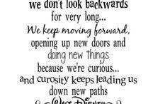 Quoting Disney