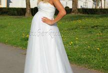 Umstandskleid Brautkleid