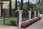 Caststone Style Fences