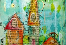 Mixed Media / Art mixed media scrapbooking