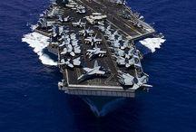 USS Aircraft Carrier Carl Vinson