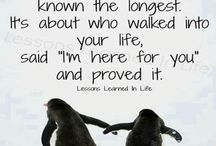 FRIENDSHIP QUOTES / by Betty Jo Shore