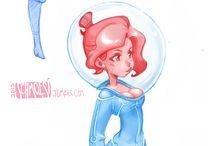Dessins / Illustrations