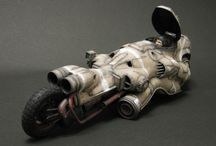 Mack / sf3d / Art, models and visual linked to Maschinen Krieger univers