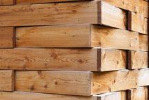 Образцы древесины