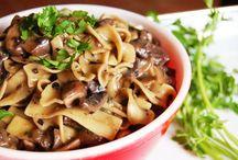 Pasta & noodles (vegan)