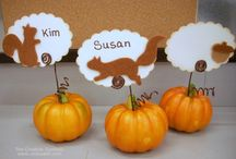 Thanksgiving Day Ideas/Crafts/Recipes