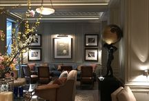 The Lowell Hotel NY / Féau&Cie woodpaneling realization for The Lowell Hotel in NY