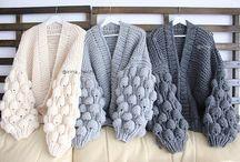 štrikované svetre