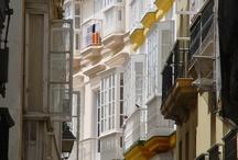 Para vivir:Cádiz. / Ciudad ideal para vivir,por su tamaño, su clima ,su historia, sus gentes...