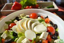 Bucate ovo-lacto-vegetariene / Vino la Sante Food sa gusti cele mai bune si sanatoase preparate ovo-lacto-vegetariene.
