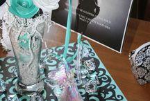 Breakfast at Tiffany birthday / by R Y