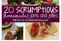 Recipes - Jams, Jellies, and Spreads