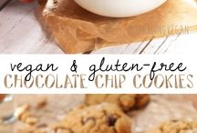 Gluten-Free Vegan Recipes / This board is dedicated to 100% vegan & gluten-free recipes. Everything from breakfast to dessert, I am certain you'll find something worth trying. Browse through and start planning your week's meals.