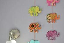 dekor -sloniky