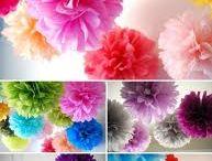 Fiori di carta - paper flowers