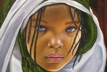 Art: African & African/American
