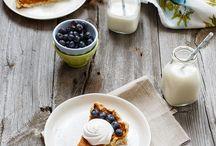 Pie/Tart Inspiration