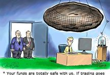Trader Jokes / Trading is a serious and stressful business. This board includes funny jokes and cartoons about trading and investing. Take a break from pounding your desk after today's streak of losing trades and laugh a little!