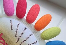 Nail Polish Swatches & Collections