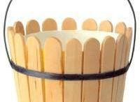 деревяные акссесуары