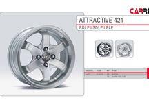 Attractive / Model: Attractive Kod: 421 Renk: BDLP/SDLP/BLP