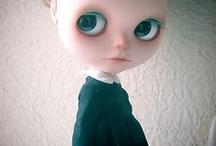 "My custom Blythe Doll "" Anna"" / by Naoko Yoshioka"