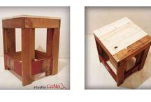 indoor / Esaltazione del legno, un mix di essenze e colori, per soddisfare al meglio il vostro desiderio di un arredamento unico.