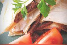 Receta de Quesadillas de ternera con cebolla confitada