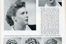 Vintage Frisuren